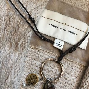 Anthropologie Angel of the North Sweater Cardie